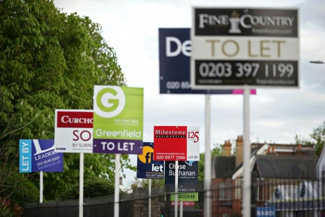 Renting during the pandemic has been tough for those on housing benefits. (Image: PA)
