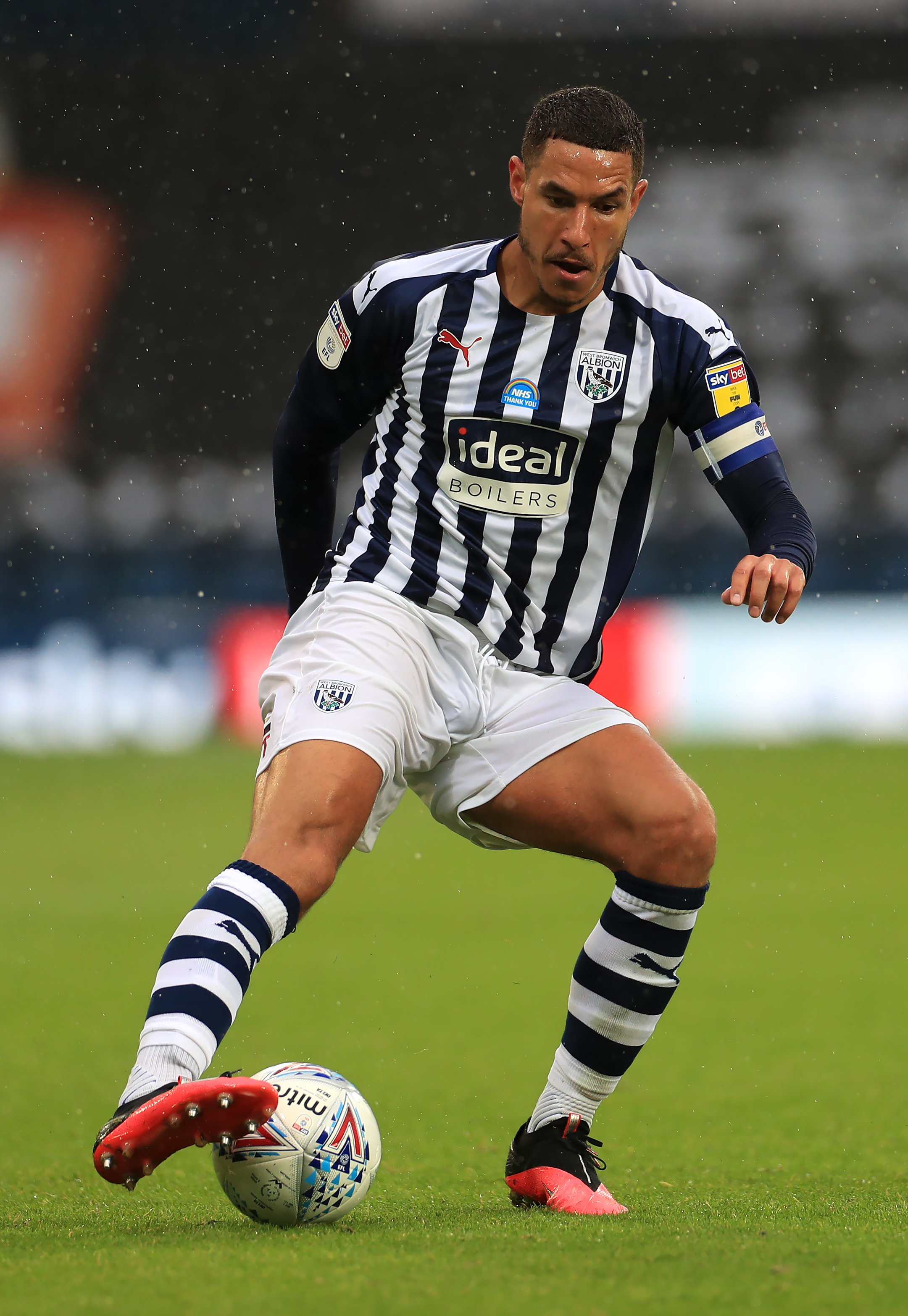 West Bromwich Albion Midfielder Jake Livermore Pays Albion A Compliment The Argus
