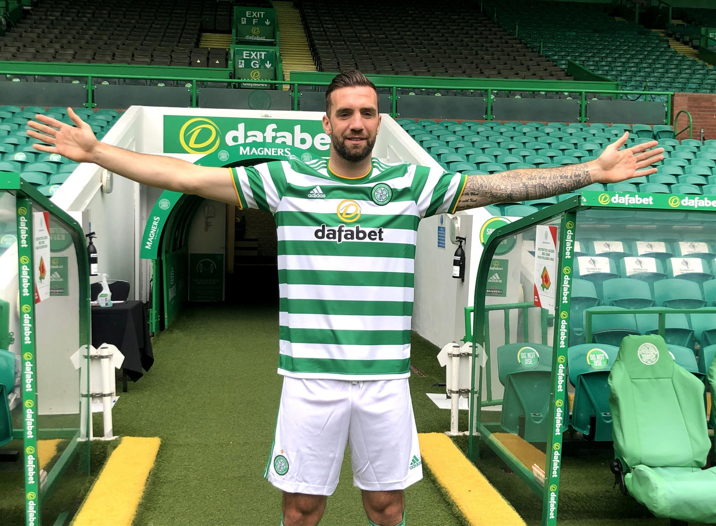Shane Duffy reassured fans that Albion are not paying his wages