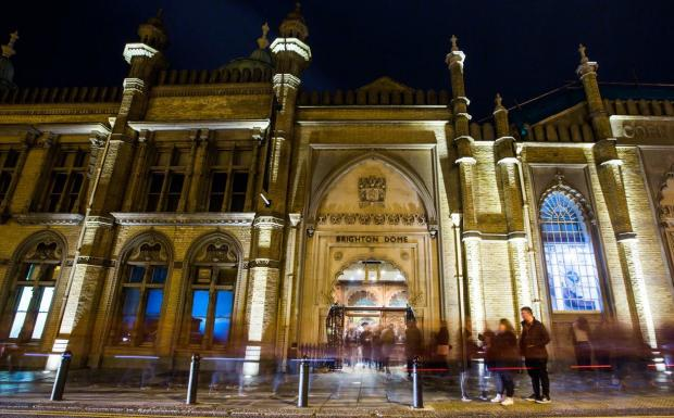 The Argus: Brighton Dome has lost 67 per cent of its self-generated income since coronavirus hit