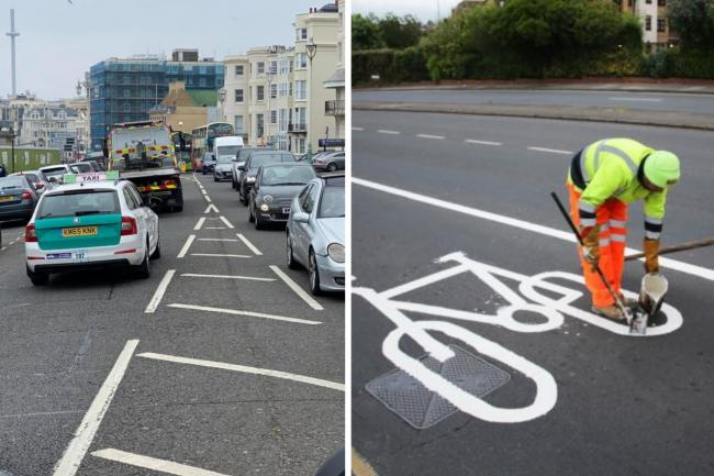 Labour call for immediate halt on expansion of controversial cycle lanes