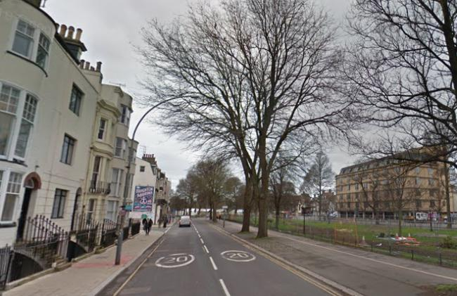 Drink driver threw coffee over police officer in Brighton
