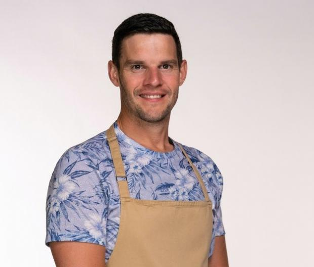The Argus: Dave is among contestants for The Great British Bake Off (C4/Love Productions/Mark Bourdillon)