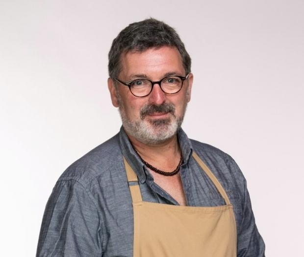 The Argus: Marc is among the stars of this year's The Great British Bake Off (C4/Love Productions/Mark Bourdillon)
