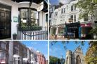 The commercial properties available in Brighton. (Images all courtesy of Rightmove).