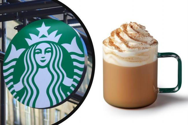 Starbucks confirm when Pumpkin Spice Lattes will go on sale across the UK. Pictures: PA Wire/Starbucks UK/Newsquest