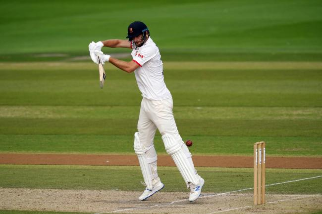 Paul Walter has scored 245 runs in seven innings for Essex in the Bob Willis Trophy this season