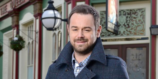 Programme Name: EastEnders - TX: n/a - Episode: Mick Carter (No. n/a) - Picture Shows:  Mick Carter (DANNY DYER) - (C) BBC - Photographer: Kieron McCarron.
