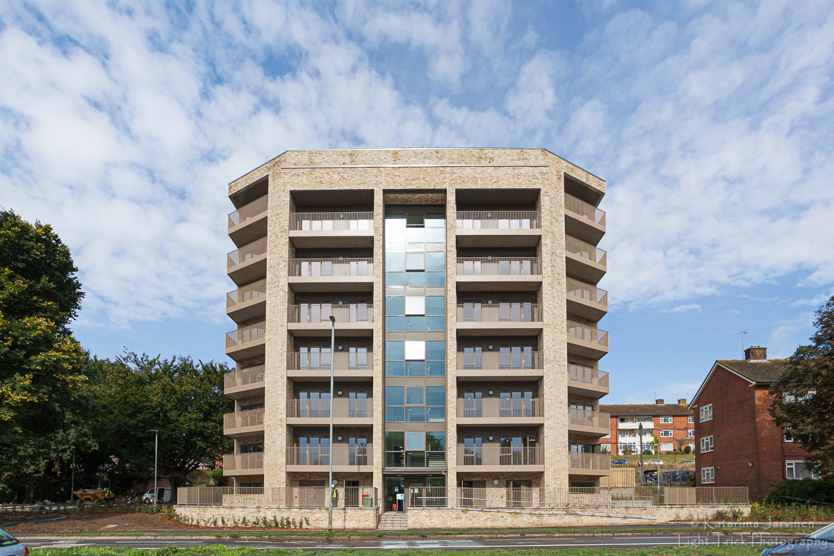 New Flats Finished In Selsfield Drive Brighton The Argus