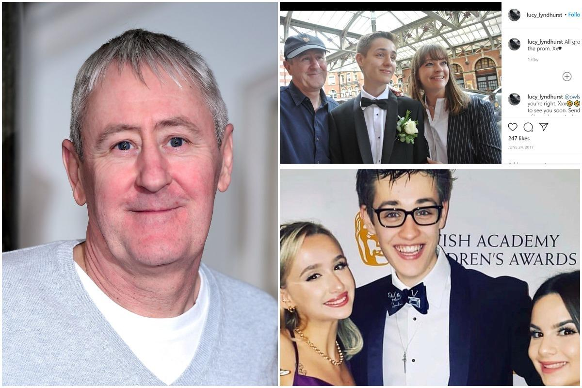 Only Fools And Horses Nicholas Lyndhurst S Son S Death The Argus