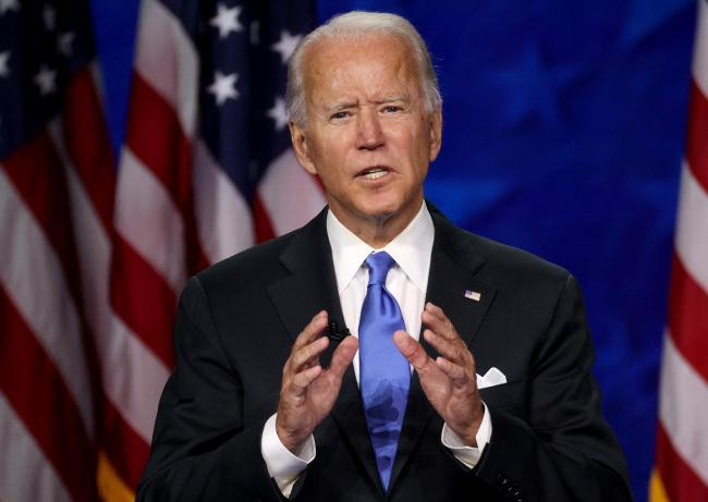 Joe Biden's family tree can be traced to Sussex.