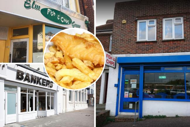 You have told us about your favourite fish and chip shops in Brighton and Hove