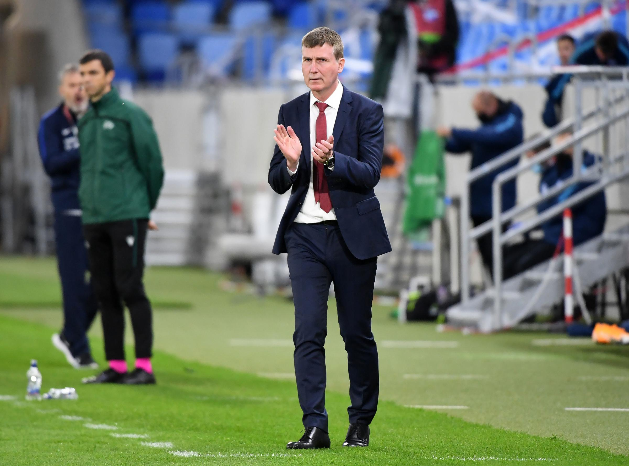 Irish boss Stephen Kenny gives Aaron Connolly update