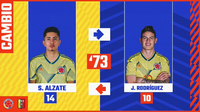 Steven Alzate helps Colombia to winning start