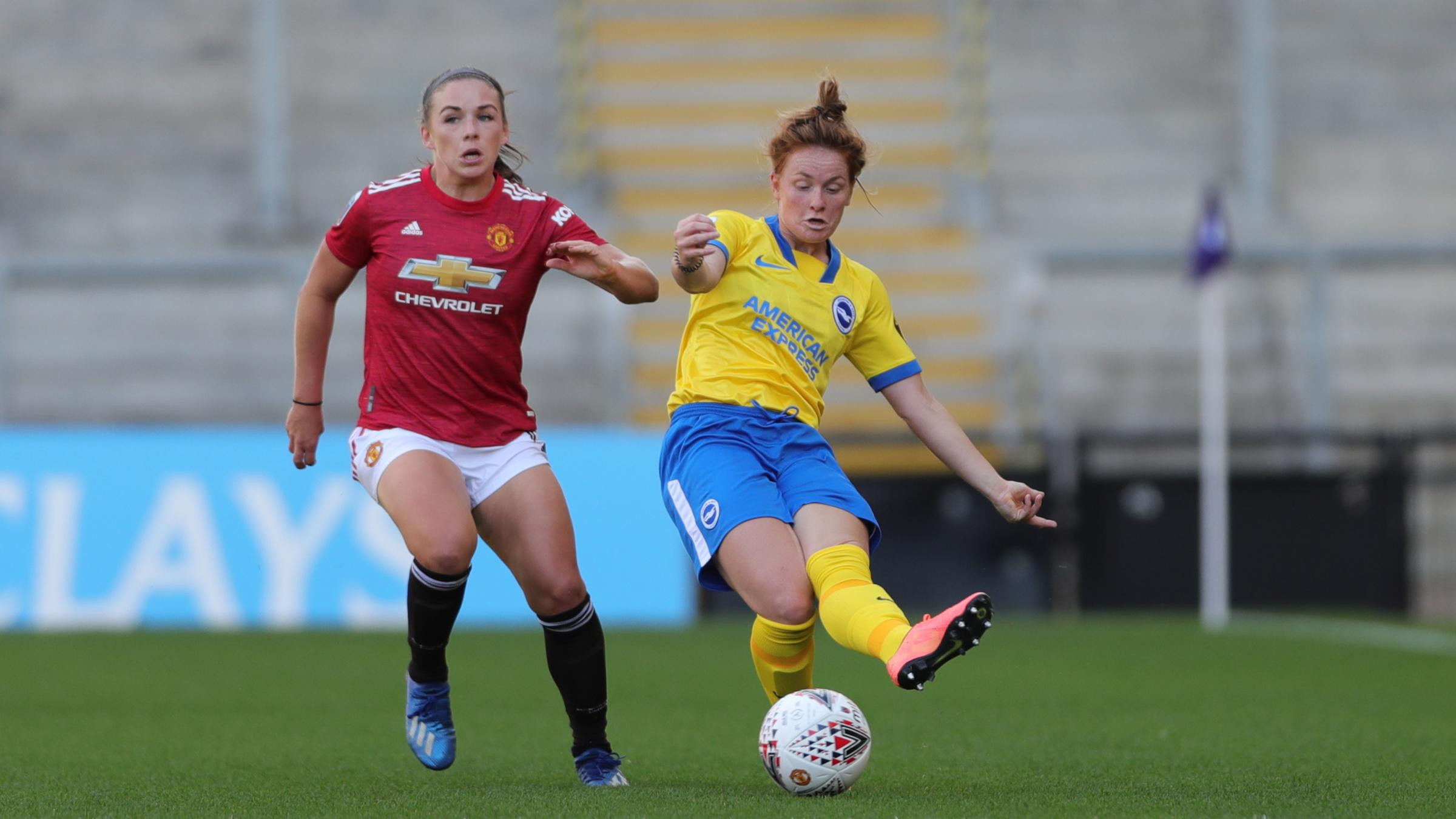 Fliss Gibbons: We can compete with the bigger sides in the WSL