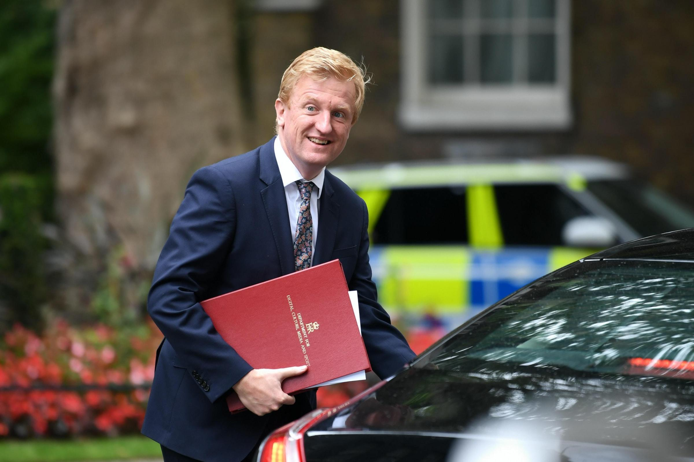 Oliver Dowden warns government could act on Premier League