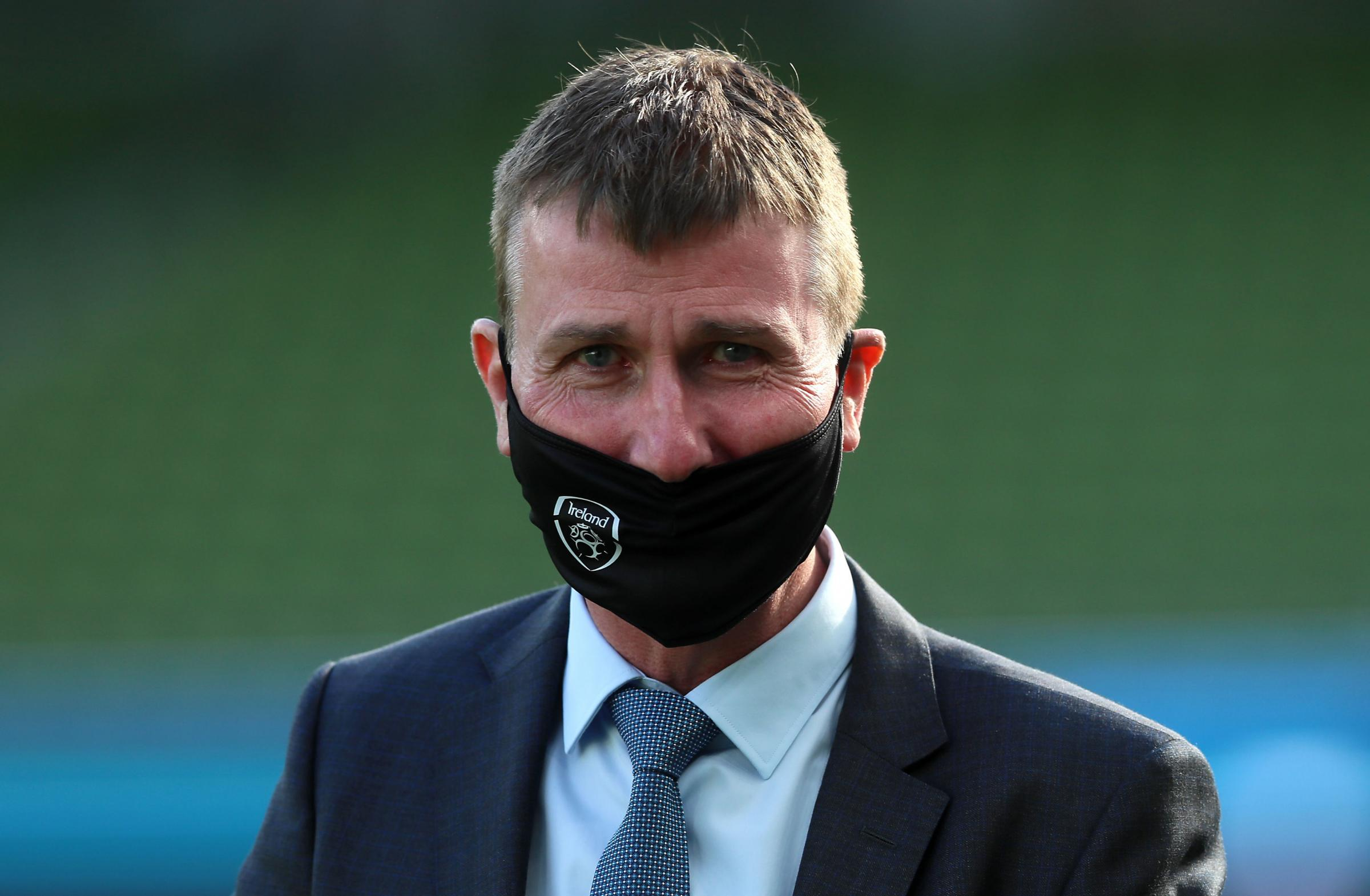 Republic of Ireland boss Stephen Kenny has praised Albion and Graham Potter