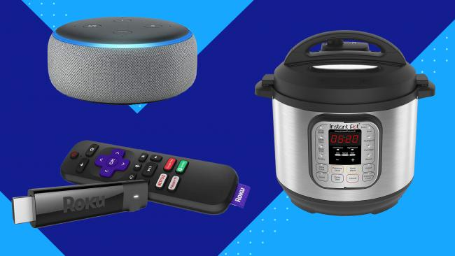 Credit: Amazon / Instant Pot / Reviewed / Roku
