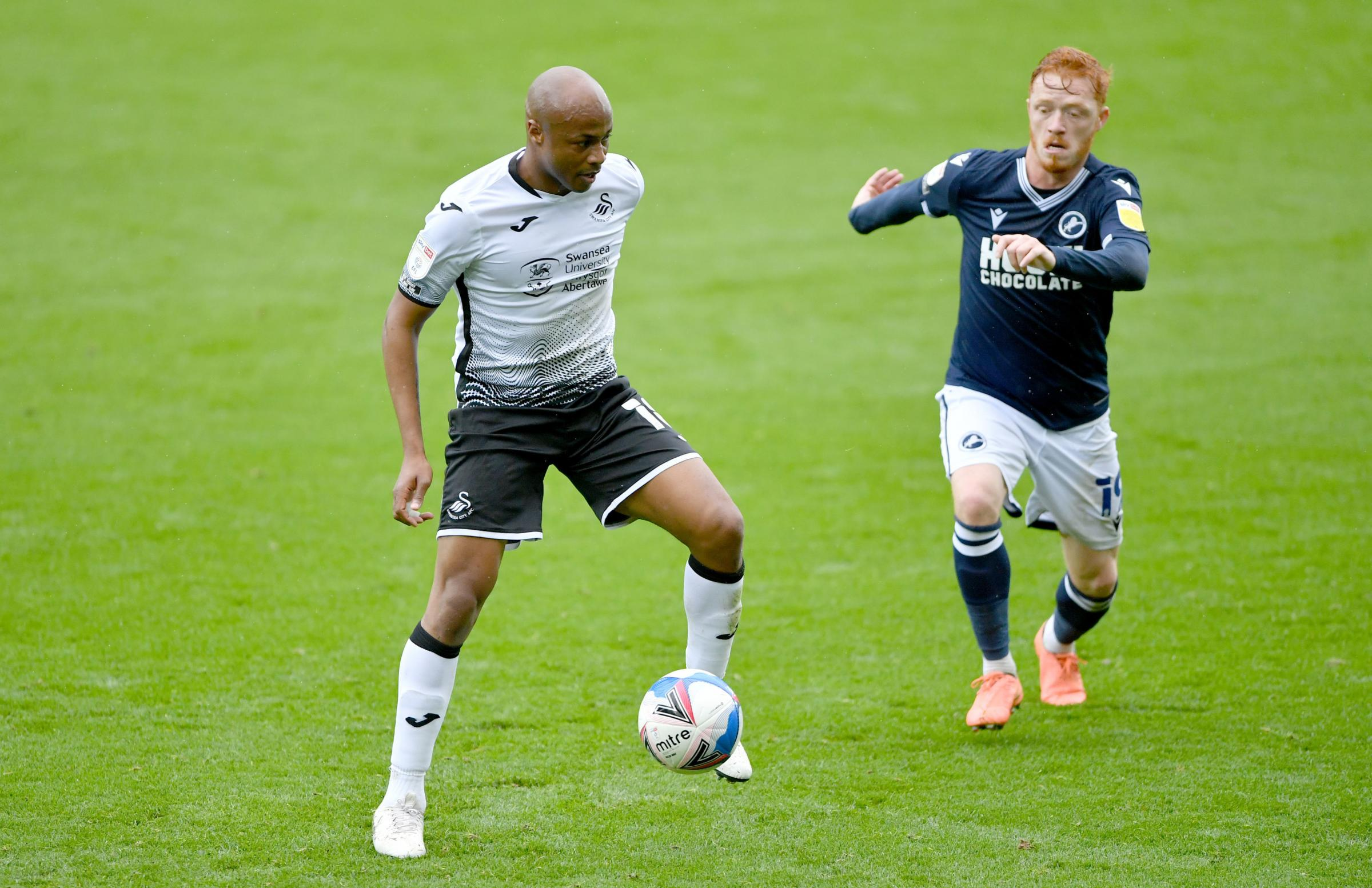 Swansea update on Albion's interest in Andre Ayew