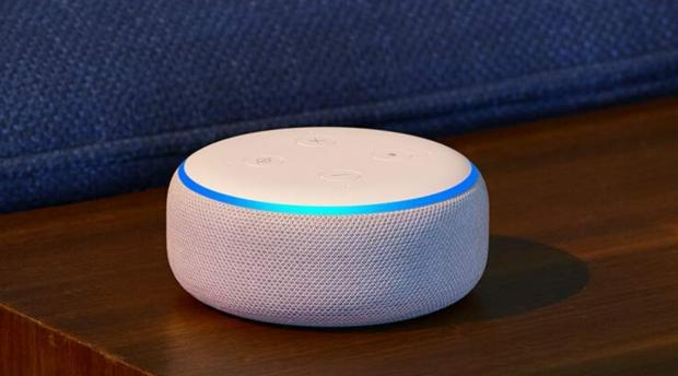 The Argus: An Amazon account is required to set up your Echo Dot (third-generation) speaker. Credit: Amazon