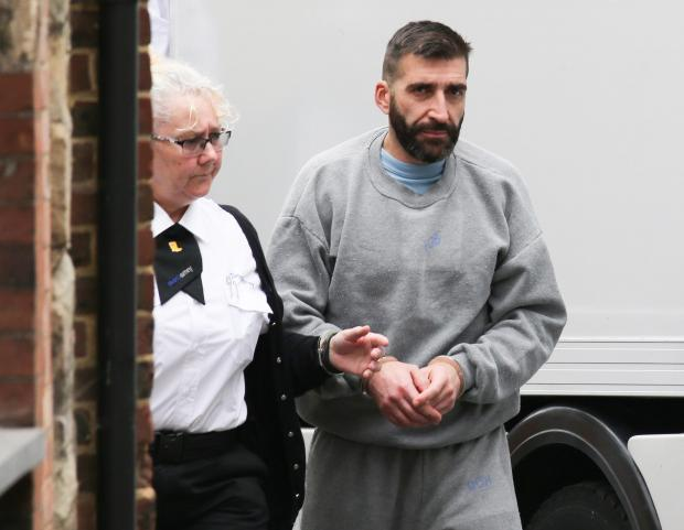 Francesco D'Agostino was jailed for life for a minimum of 22 years after being found guilty of murder