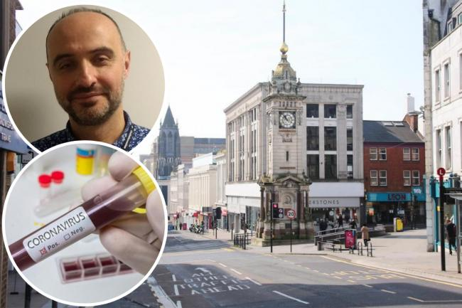 Brighton and Hove 'will be at risk of moving to tier two' of the government's coronavirus alert system if the current upward trend in Covid cases continues, the city's director of public health has warned