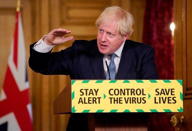The Argus: The Prime Minister Boris Johnson announced a new lockdown for England on Saturday night