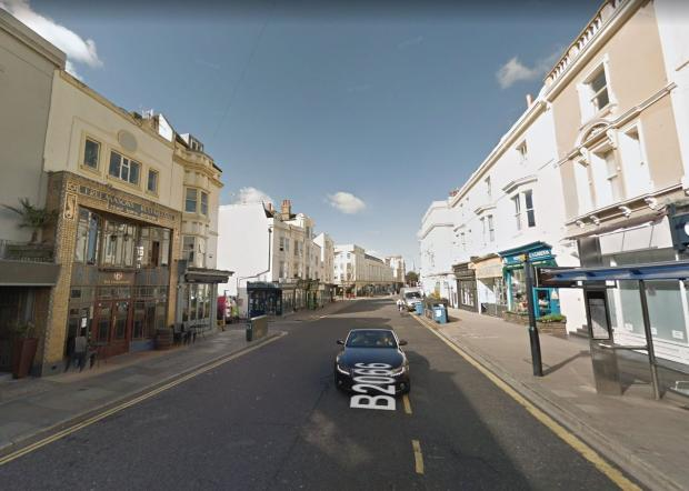Beaten Brighton Student Refused Ambulance And Takes Uber The Argus They come from a video clip from an advertisement for a. beaten brighton student refused