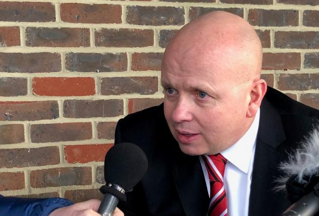 Eastbourne Borough manager Danny Bloor does not know what effect their lack of games in recent weeks could have when they host Maidstone tonight