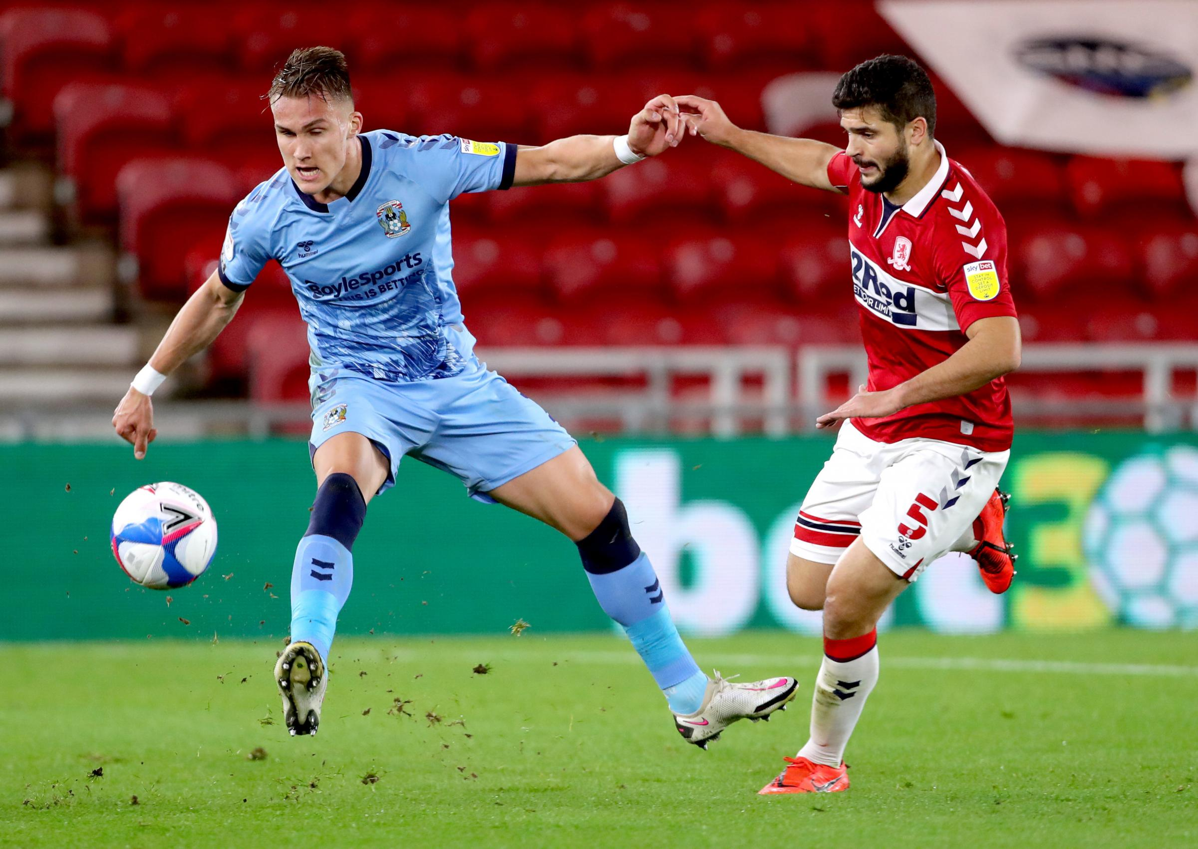 Brighton's Leo Ostigard is set to make his Stoke debut in Carabao Cup