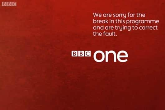The Argus: BBC One is currently off-air
