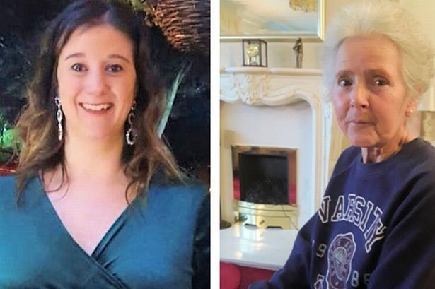 The Argus: Amy Appleton and Sandy Seagrave were killed in Hazel Way, Crawley Down