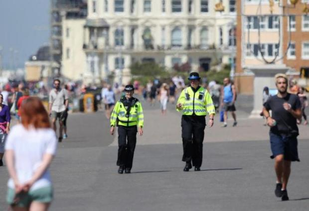 The Argus: Rule breakers can be fined up to £10,000