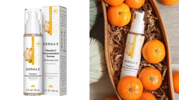 The Argus: For your sensitive skin, try the Derma E Vitamin C Concentrated Serum. Credit: Derma E