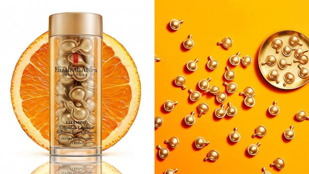 The Argus: For dry skin, try the Elizabeth Arden Vitamin C Ceramide Capsules Radiance Renewal Serum. Credit: Elizabeth Arden