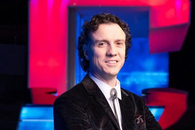 The Argus: The new Chaser, Darragh 'The Menace' Ennis. Picture: ITV