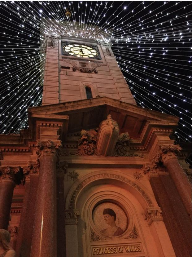 The Argus: The Christmas lights in Brighton