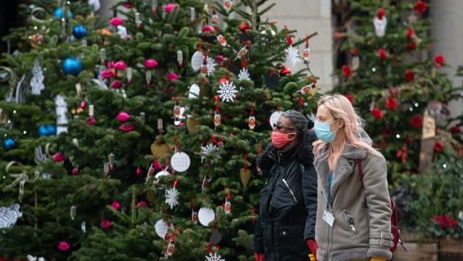 Covid-19 Christmas Rules: Everything you need to know. Picture: PA
