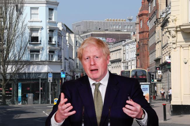 Prime Minister Boris Johnson is set to outline his 'road map' to lifting coronavirus lockdown restrictions this evening