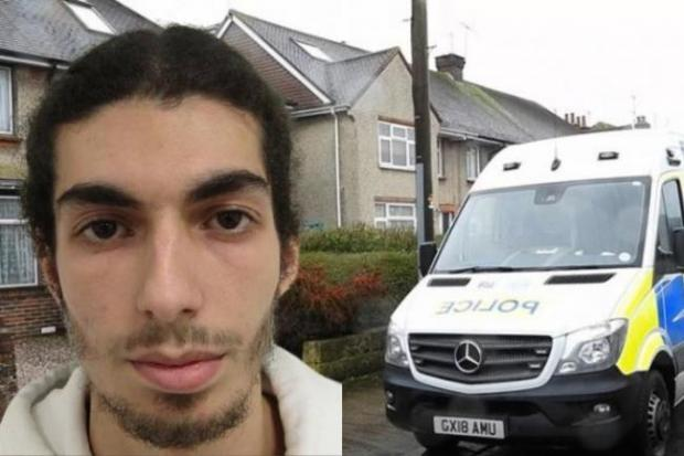 The Argus: Zakaria Yanaouri, 21, has been jailed for terror offences in Worthing