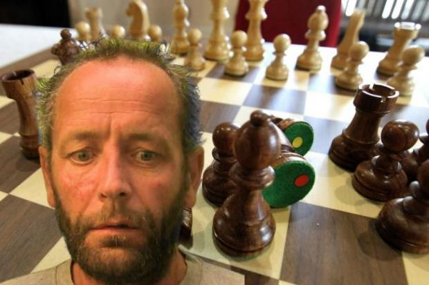 The Argus: Ian Lewis stabbed a woman in Brighton after squabbling over a chess game
