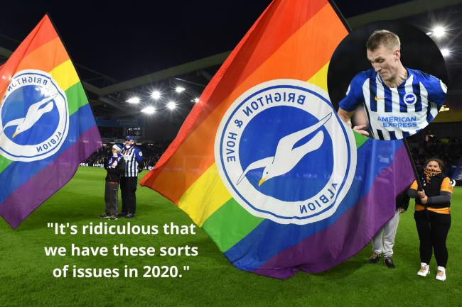 Albion are set to again show their support of Rainbow Laces