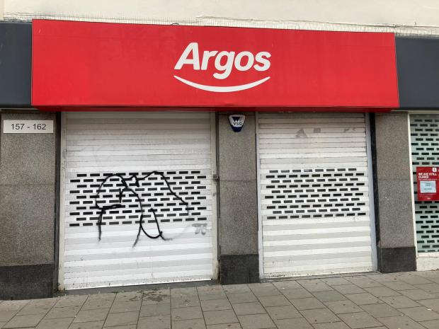 The Argus: Argos in Western Road, Brighton