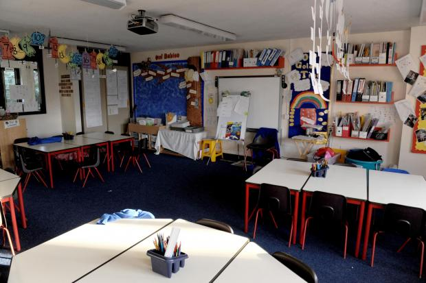 The Argus: Classrooms could once again be empty as pupils are told to learn at home