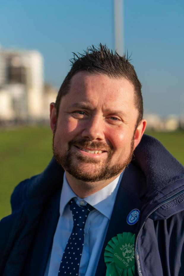 The Argus: Brighton and Hove City Council leader Phelim Mac Cafferty