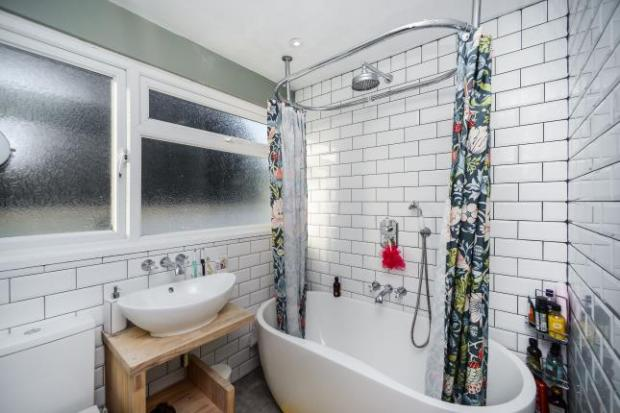The Argus: This house in Saltdean, currently available on Zoopla, has many of the features the property website found were most coveted during 2020