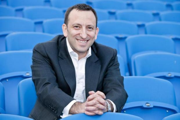 The Argus: Albion chairman Tony Bloom
