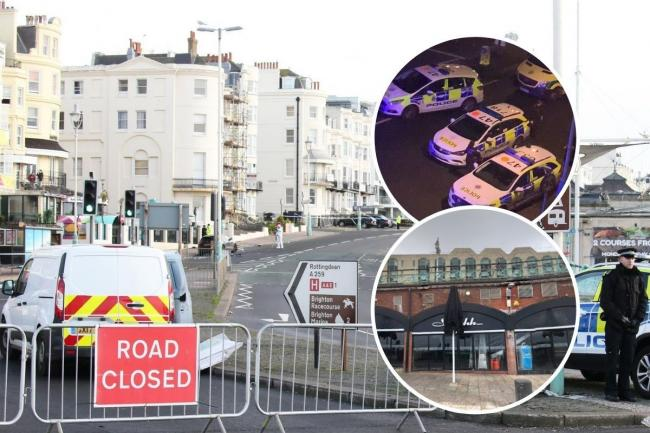 Brighton seafront murder: Man's birthday night out ended in alleged hit and run that killed Suel Delgado