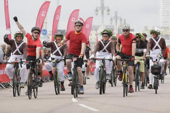 The British Heart Foundation (BHF) has cancelled the cycle for 2021 due to