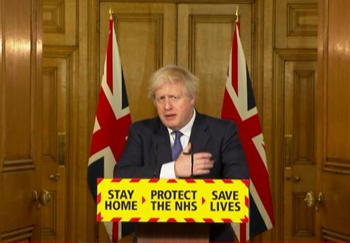 The Argus: Prime Minister Boris Johnson is now aiming to ease lockdown rules in April rather than March, it has been reported